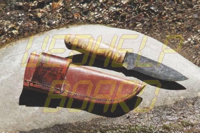 Trekking: El cuchillo de supervivencia Haswell está forjado para la perfección