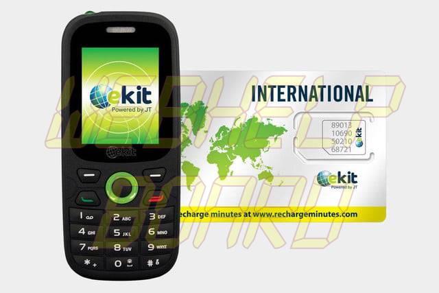 Telestial Dual SIM-phone