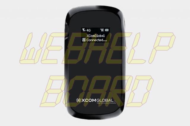 XCom Global Mobile Hotspot