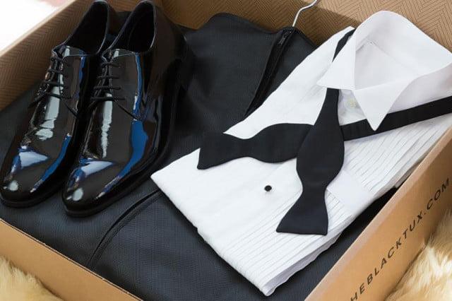 El traje negro: Revisión del mercado de alquiler de esmoquin (con internautas)