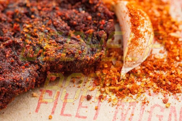 Filet mignon beef jerky is the best kind of beef jerky