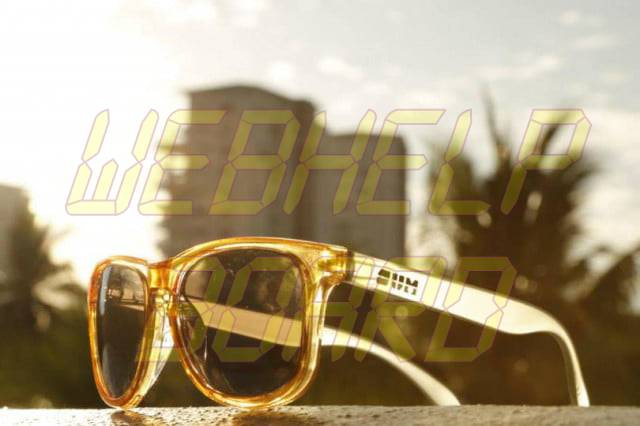 Gafas de sol SUM: Crear tu propio estilo