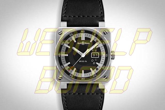 The Manual Wind: Bell & Ross BR 03-96 Grande Date