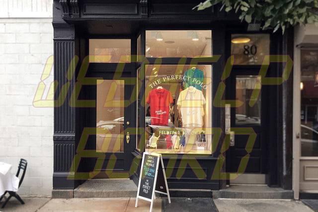 Los expertos en polo Feldspar Brook lanzan la tienda insignia de SoHo