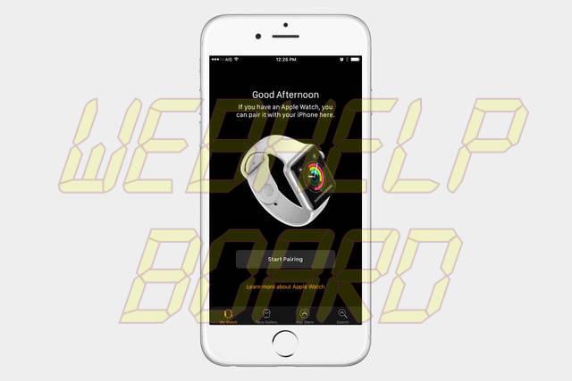 cómo hacer una copia de seguridad de apple watch restore from