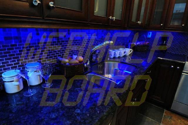 led light strip ideas strips kitchen 970x647 2