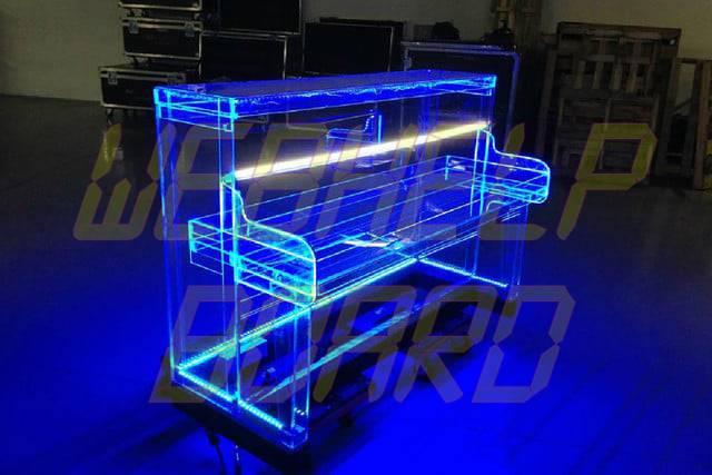 led light strip ideas strips strips piano 970x647 2