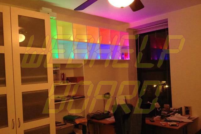 led light strip ideas strip strip strip strip strip strip shelves 970x647 2