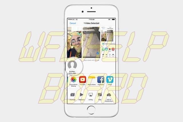 cómo importar vídeos desde un iPhone a un vídeo de ejemplo de Mac