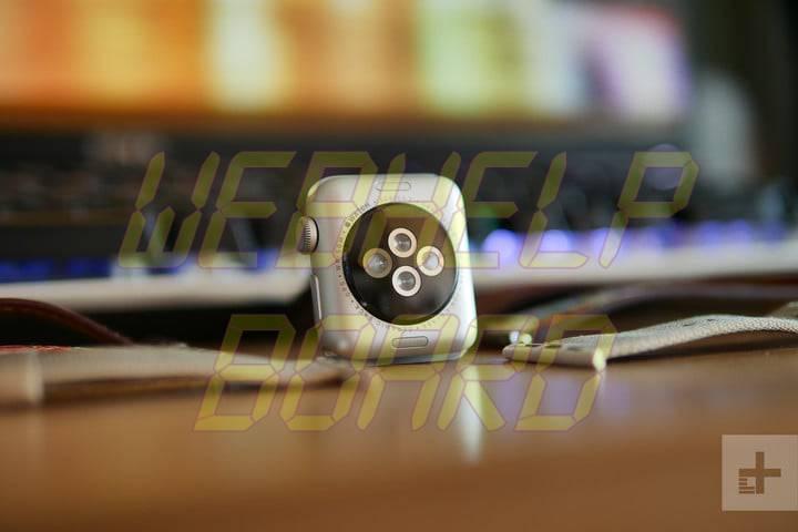cómo cambiar la parte inferior de una pulsera Apple Watch