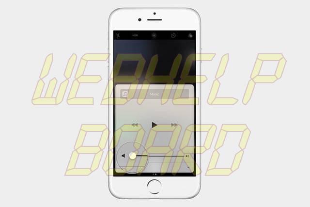 cómo apagar el sonido de la cámara en un iPhone