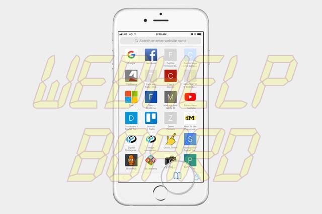 ios reading list safari 2 iphone