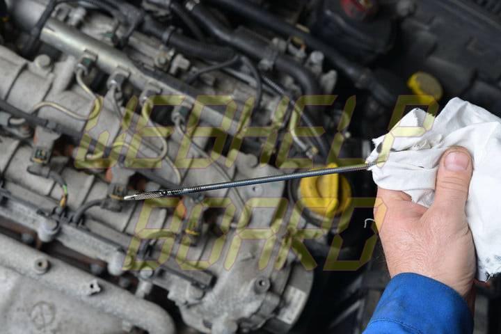 cómo cambiar el aceite de tu coche 2017 dt 2