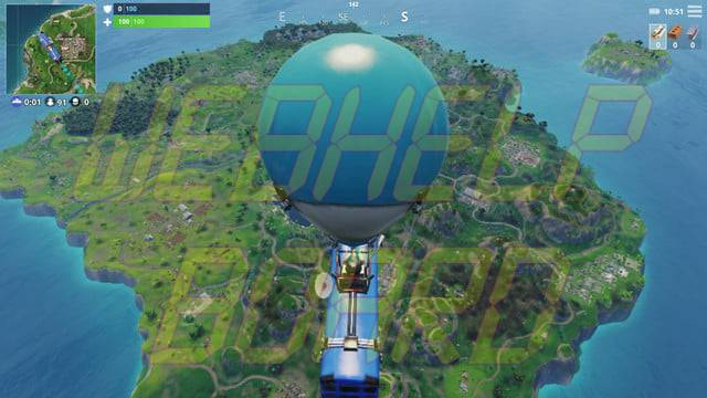 fortnite mobile beginners guide party bus