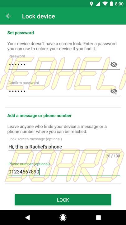 how to track an android phone google find my device 3