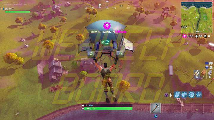how to play fortnite battle royale tips and tricks parachute cover