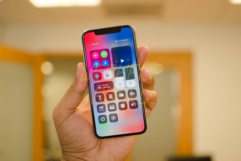 iPhone X - Cómo usar AirDrop