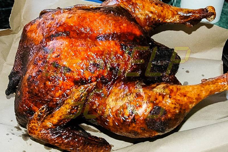 how to deep fry a turkey result