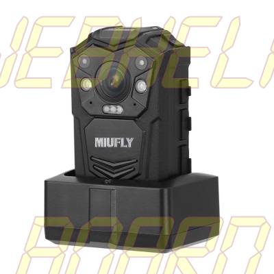MIUFLY 1296P HD Waterproof Police Body Camera