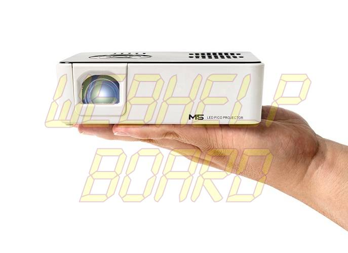 AAXA M5 Mini Portable Business Projector