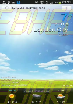 Amazing Weather HD-1