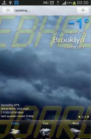 Amazing Weather HD-4
