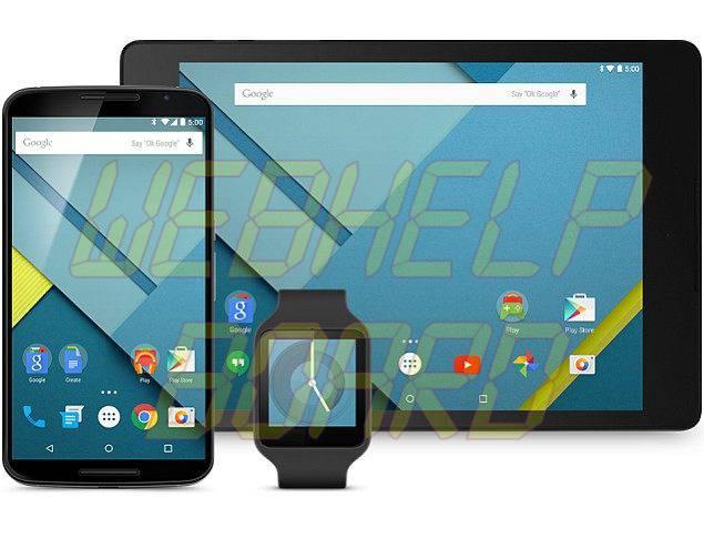 Android 5.0 Lollipop: Cómo descargar e instalar manualmente en Google Nexus 4, Nexus 5 y otros dispositivos