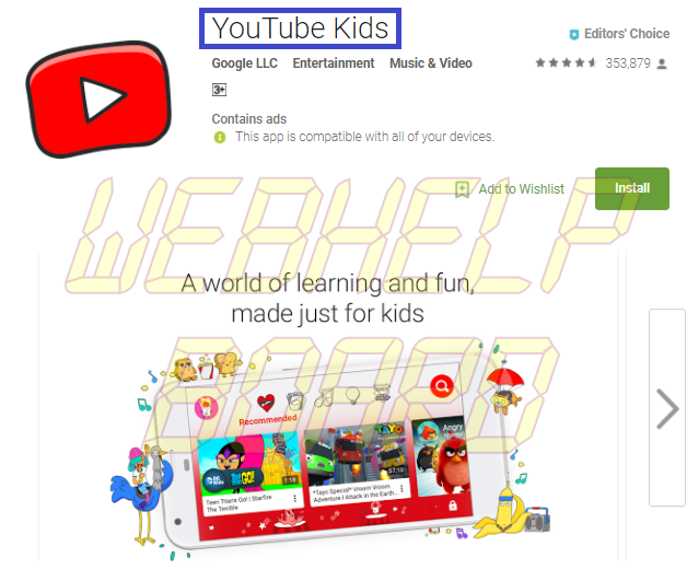 Android Device Kid-Friendly