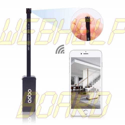 AOBO Mini Camera Wireless WiFi IP Camera