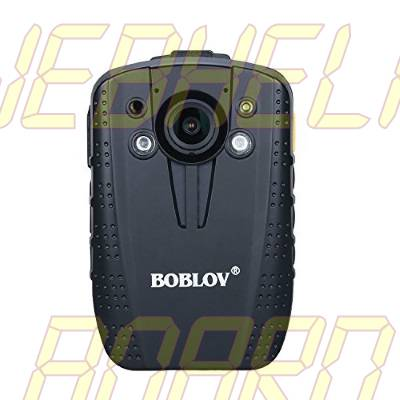 BOBLOV Night Vision Security Body Camera