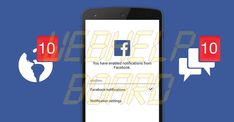 Cómo desactivar las notificaciones de cumpleaños, vídeo en directo y otras notificaciones molestas en Facebook