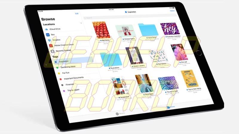 Cómo empezar con Files App on iOS 11