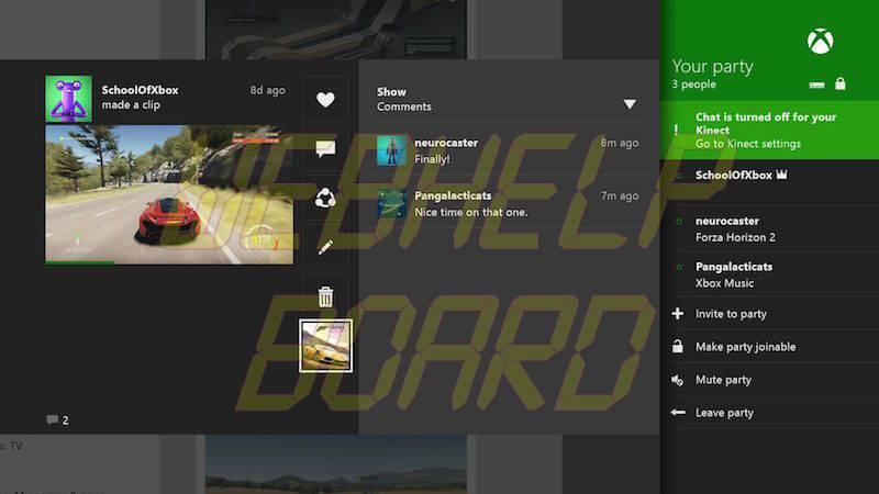 Cómo iniciar una Xbox One Party