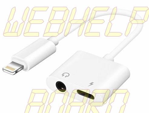 Cable de carga y adaptador USB