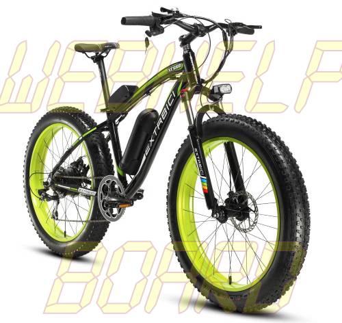 Cyrusher Fat Tire Bike Snow Bike Mountain Bike