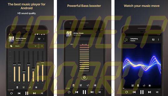 Equalizer music player booster app