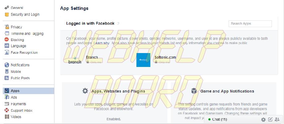 facebook-app-passwords