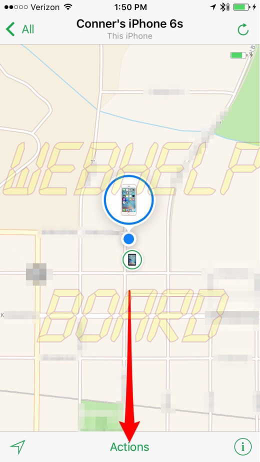 Find My iPhone-3