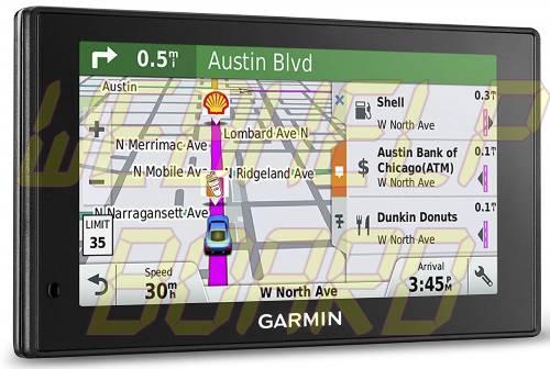 Garmin DriveSmart 70 NA LMT GPS