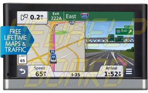 Garmin Nuvi 2597LMT 5-Inch Portable Bluetooth Vehicle GPS