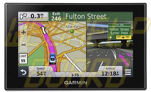 Garmin Nuvi 2699 LMT HD GPS System