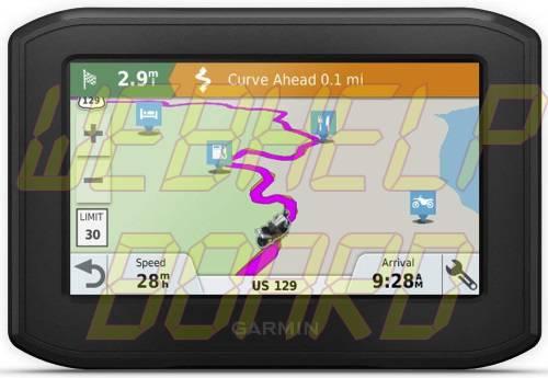 Garmin Zumo 396 LMT-S Motorcycle GPS