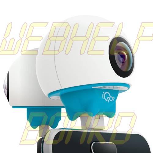 Giroptic IO2-2K iO Pop HD 360 Camera
