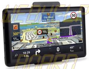GSH Sistema de navegación para automóviles
