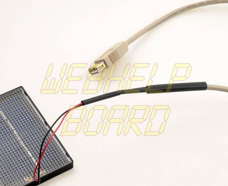 GUÍA PARA HACER UN CARGADOR USB SOLAR-16