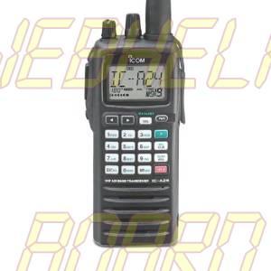 Icom IC-A24 Dispositivo portátil