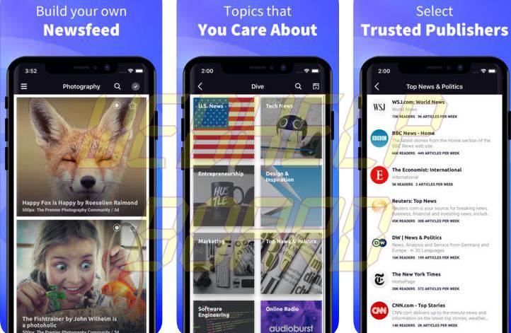 Inoreader News App