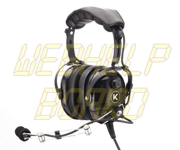 KORE AVIATION P1 Series PNR Pilot Aviation Headset
