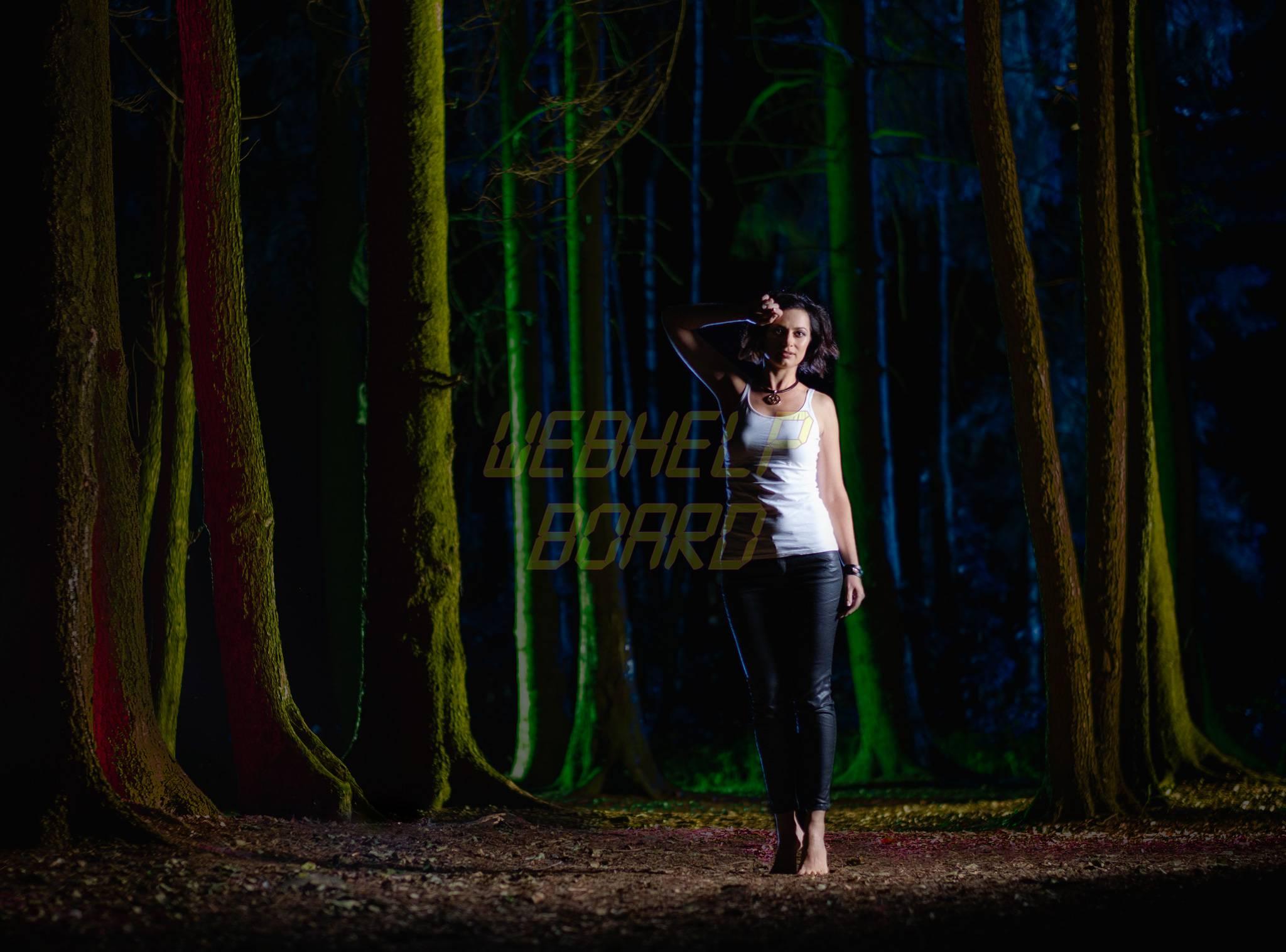 light-painting-portrait-forest