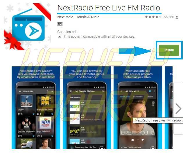 Live FM Radio